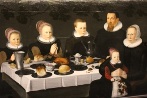 Dutch family 1627
