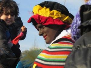 Zwarte Piet old style