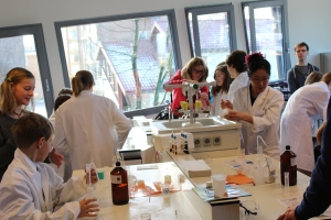 tilted lab