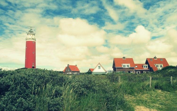postcard Texel