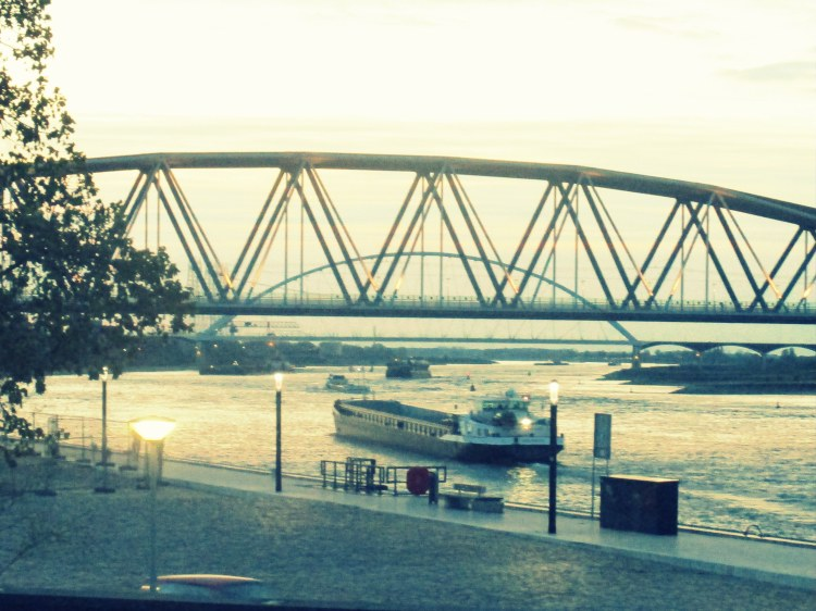 bridges of Nijmegen