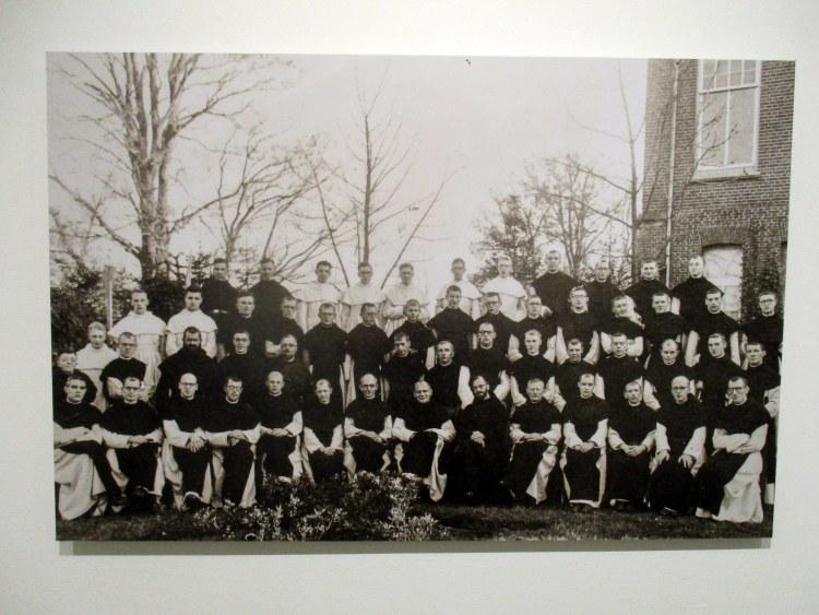 abdij - communiteit Marienkroon 1953