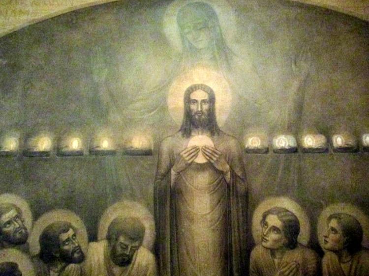 Eucharist Cenakelkerk