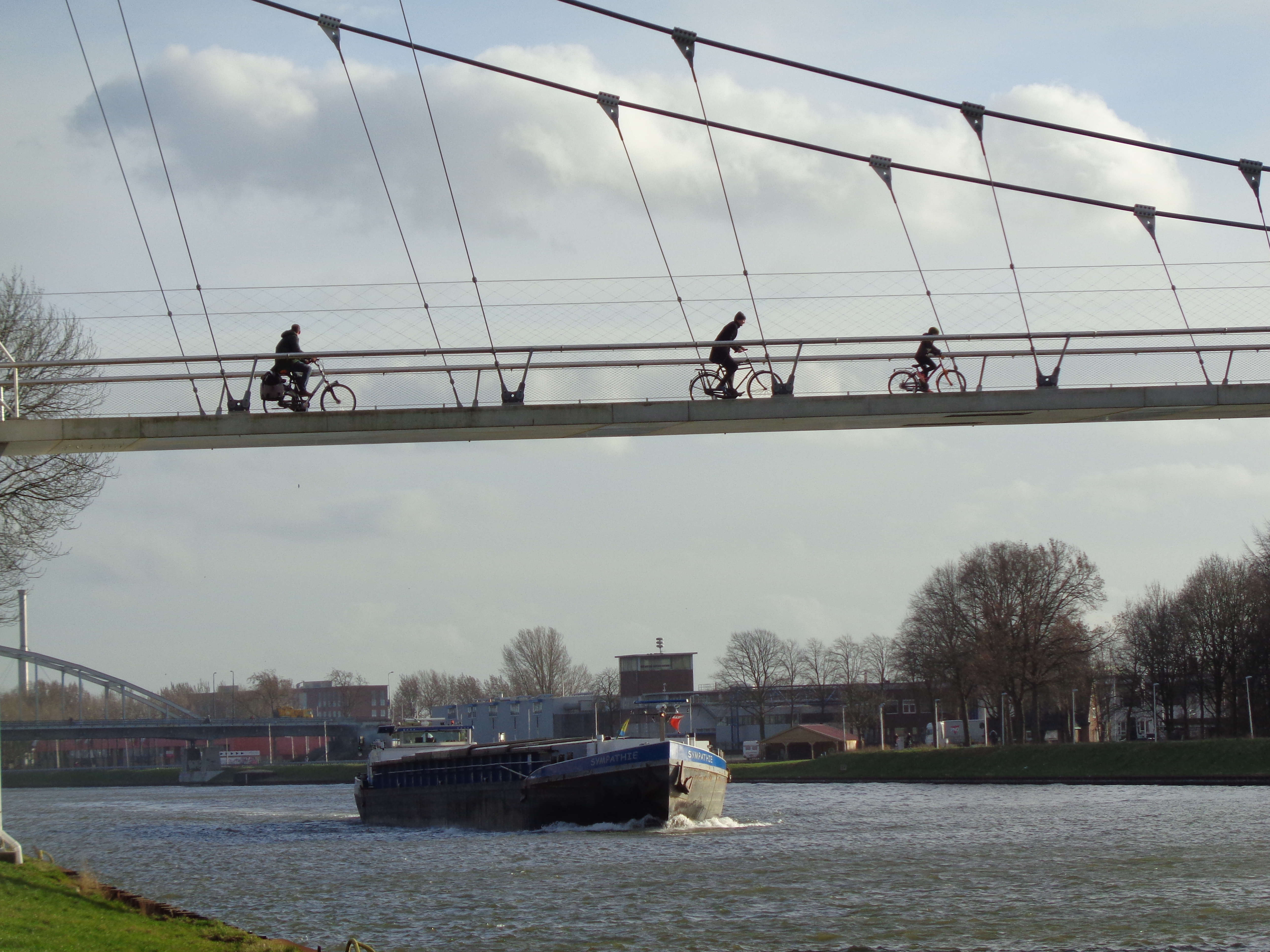 biking the sky