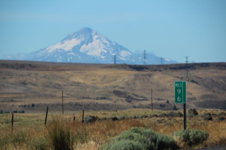 Mt. Hood Mile 96